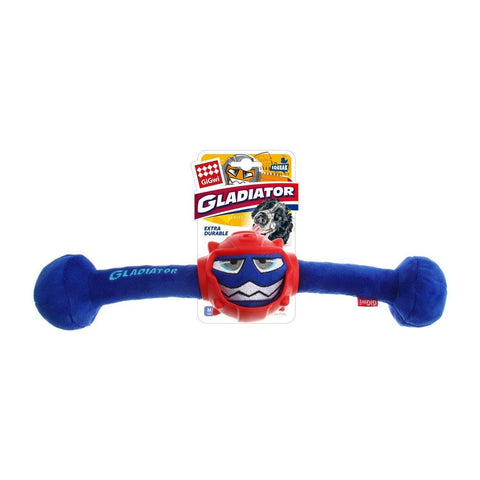 Gladiator Dog Toy Blue 1