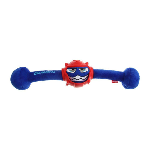 Gladiator Dog Toy Blue 2