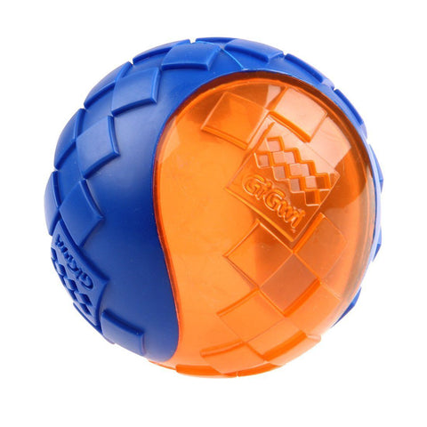 Gigwi Ball Squeaker Dog Toy
