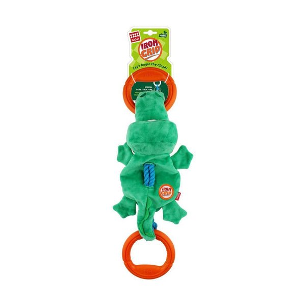 Crocodile Dog Toy 1