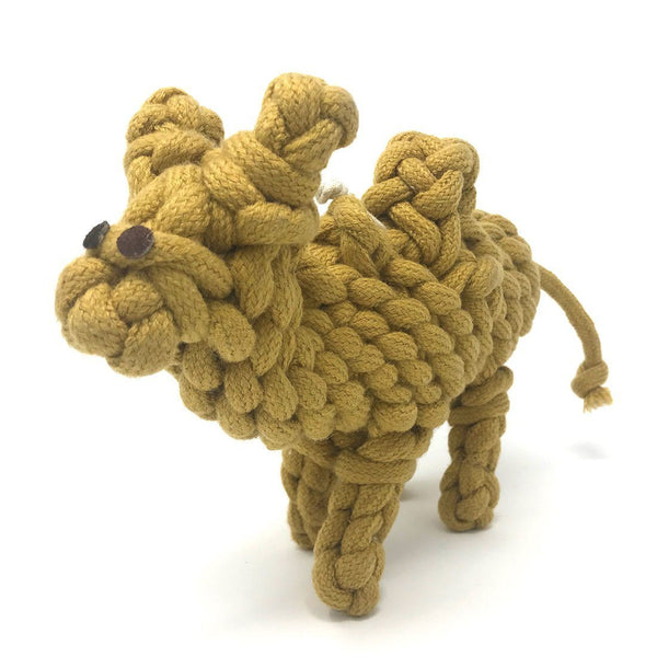 Soft Camel Dog Toy