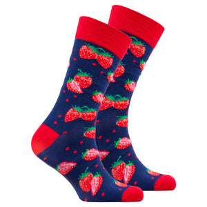 Men's Strawberry Socks