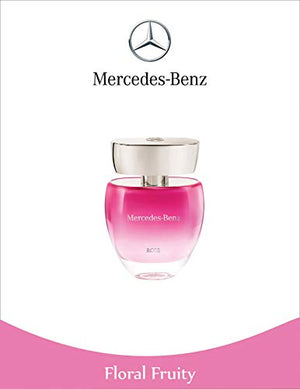 Mercedes-Benz Eau de Toilette Rose, 90 mL