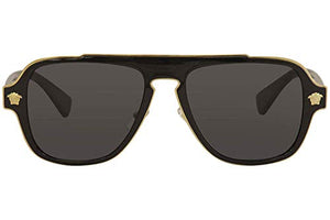 Versace VE2199 Black/Polarized Grey One Size