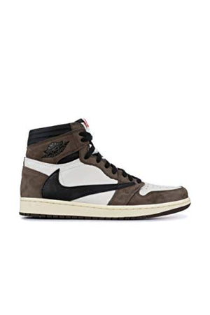 AIR JORDAN 1 High Og Ts Sp 'Travis Scott' - Cd4487-100 - Size 9