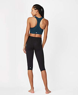 Sweaty Betty All Day Capri Workout Leggings, Black, M