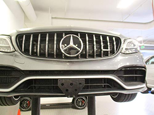 STO N SHO Front License Plate Bracket for 2019 Mercedes AMG C63