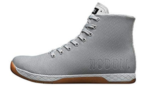 NOBULL Women's High-Top Arctic Gum Trainer 7 US