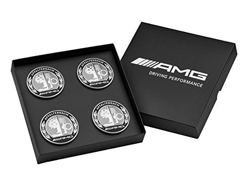 Mercedes-Benz, AMG hub cap, with AMG emblem, set of 4