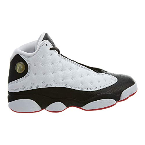 Air Jordan 13 Retro He Got Game Men's Shoes White/True red/Black 414571-104 (7.5 D(M) US)