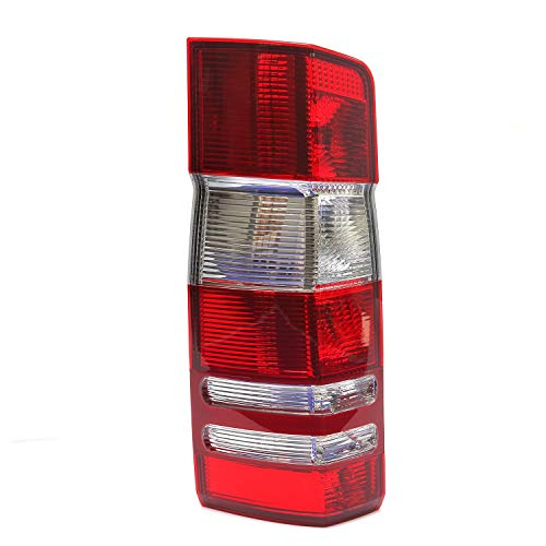 Brand New Driver Left Side Tail Light Rear Lamp Without Circuit Fit Dodge Freightliner Mercedes Sprinter 2007-2018