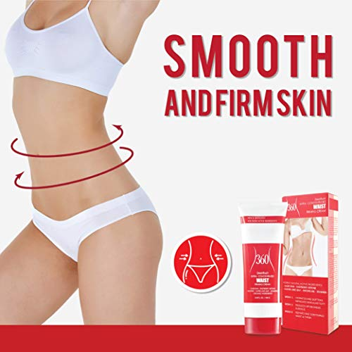 Anti Cellulite Cream by Greentouch 360 For Arms, Legs, Waist And Abdomen | Organic Natural Cellulite Reduction, Skin Toning, Slimming, Thermogenic Cream | Set of 3, 3.40 Oz
