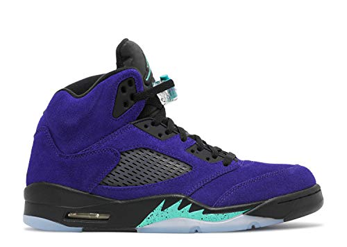 AIR JORDAN 5 Retro 'Alternate Grape' - 136027-500 - Size 10
