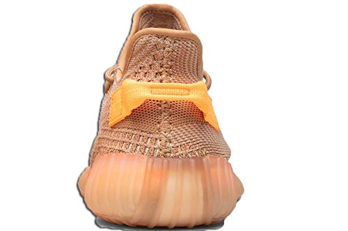adidas Men's Yeezy Boost 350 V2 'Clay' Clay Shoes - EG7490 (12)