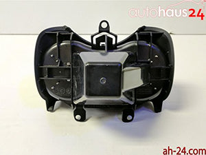 MERCEDES-BENZ CLS C219 CUP HOLDER BRACKET DUAL CUP 2006-2011 GENUINE OEM BLACK