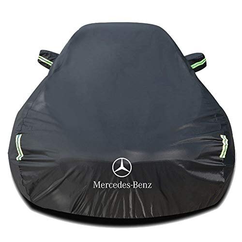 Whitejianpeak Car Cover Compatible with Mercedes-Benz GLE(2015-2021) ML(2006-2015) G(2019-2021)/AMG GLE ML G, Waterproof Automobiles Full Covers Outdoor Indoor All Weather Car Tarp with Storage Bag