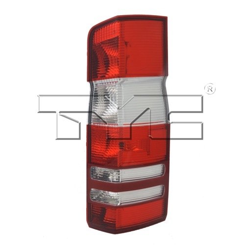 Go-Parts - for 2010 - 2015 Mercedes-Benz Sprinter 2500 Rear Tail Light Lamp Assembly / Lens / Cover - Right (Passenger) Side 906 820 27 64 MB2801136 Replacement 2011 2012 2013 2014