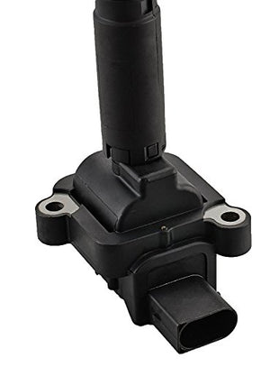 ENA Pack of 4 Ignition Coil compatible with 2003-2005 Mercedes-Benz C230 1.8L L4 UF-555