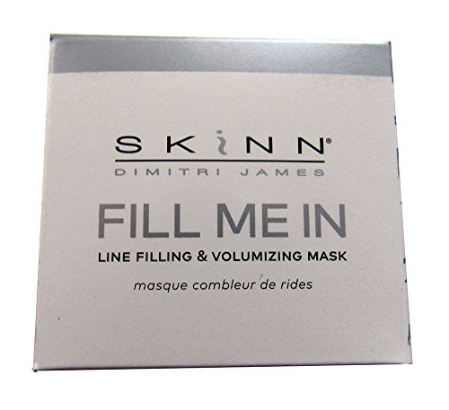 Skinn Cosmetics Fill Me In Line Filling and Volumizing Mask 1.7oz