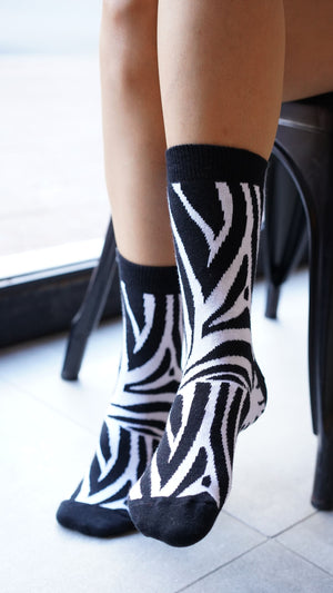 Women's Animal Kingdom Socks Set
