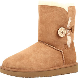 UGG Women's Bailey Button II Boot, Chestnut, 7