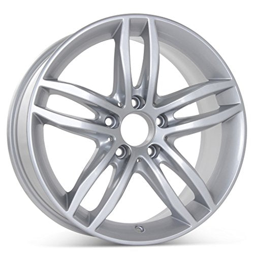 "New 17"" x 7.5"" Replacement Front Wheel for Mercedes C250 C300 2012 2013 2014 Rim 85227"