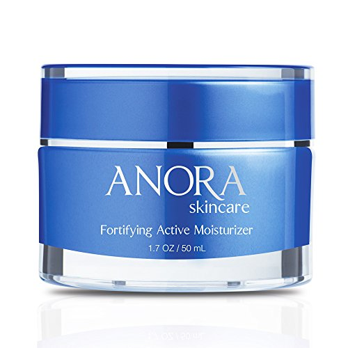 Anora Fortifying Active Moisturizer Day Cream for Face and Neck