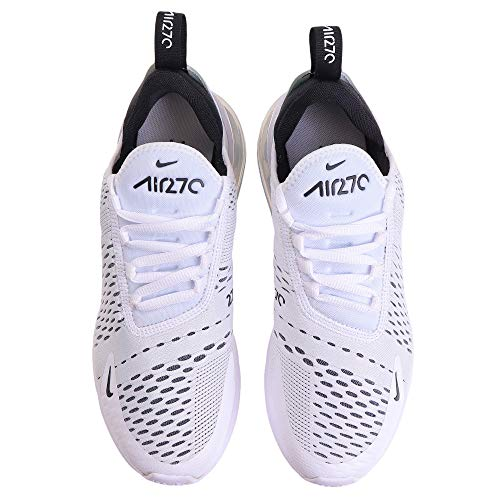 Nike Women's Air Max 270 White/Black