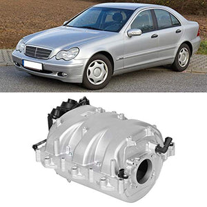 Intake Manifold Assembly, 2721402401 Intake Manifold Assembly Replacement Car Accessories fit for Mercedes-Benz