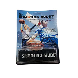 The Shooting Buddy Basketball Shooting Aid, Stop Flying Elbow