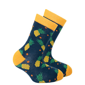 Kids Pineapple Socks