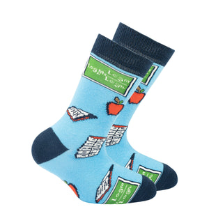 Kids Teacher Socks