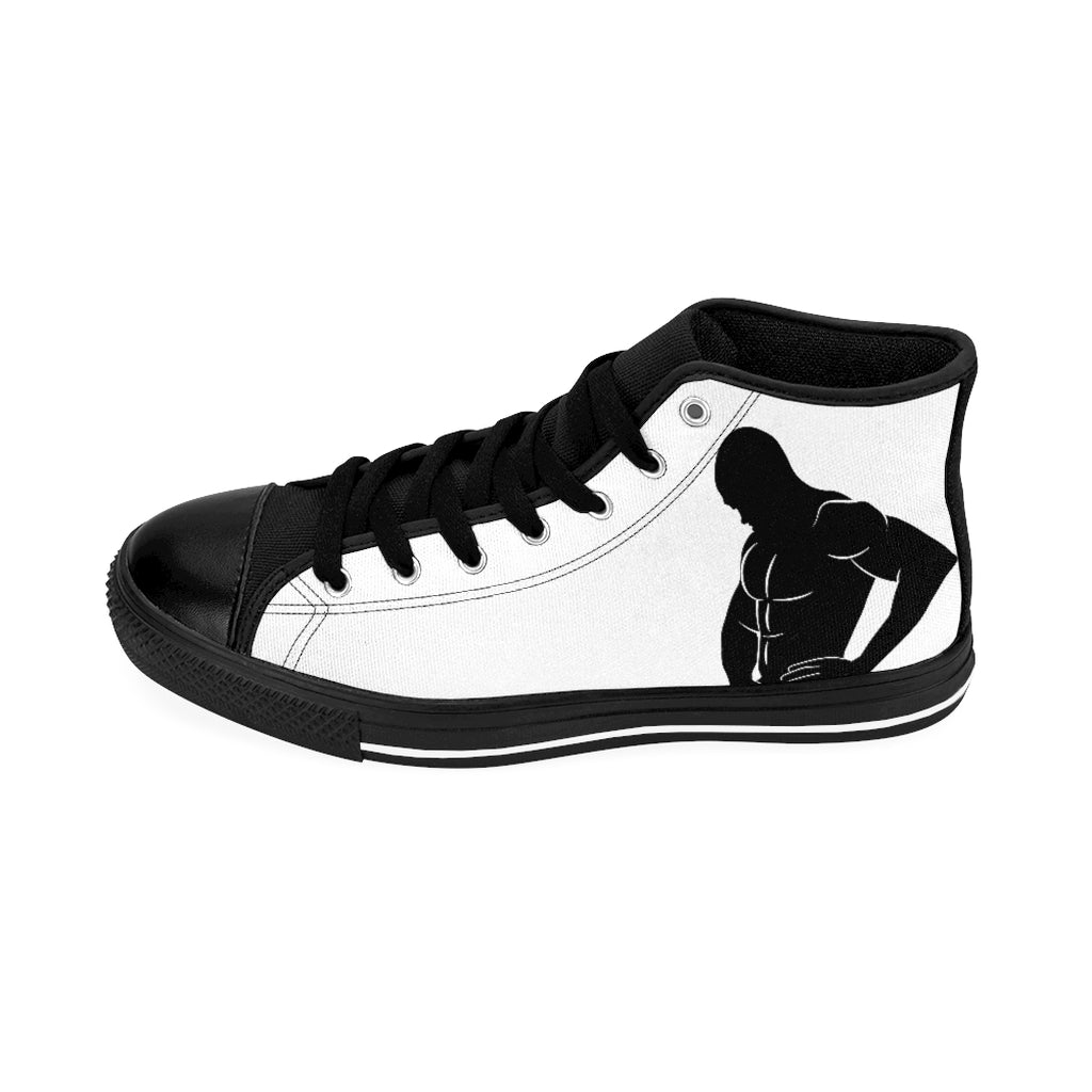 Women's High-top Sneakers by Completefitness Est 2011