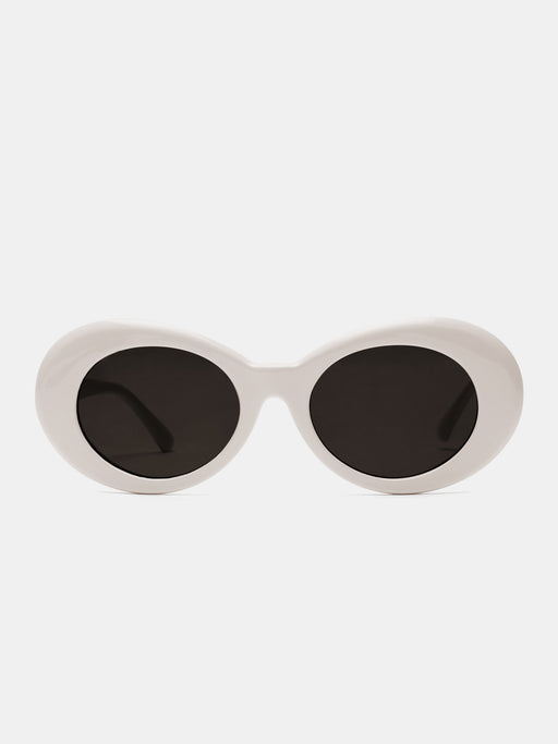 Alien Cream Sunglasses