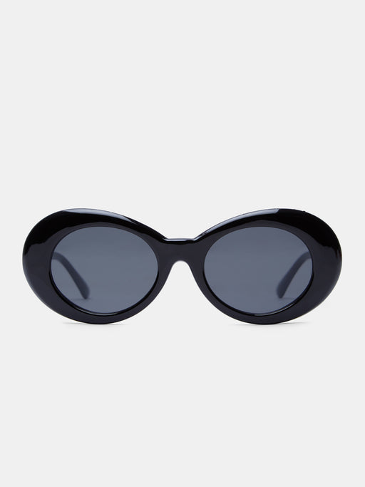 Alien Black Sunglasses