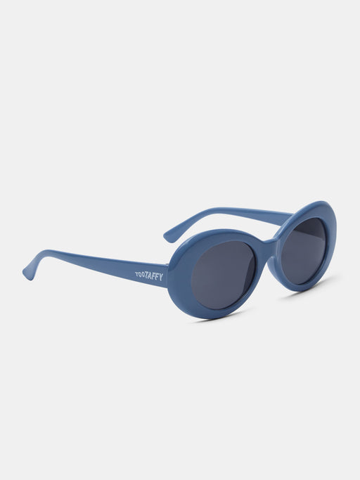 Alien Blue Sunglasses