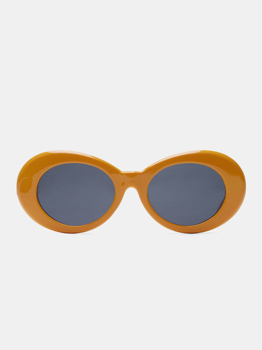 Alien Orange Sunglasses