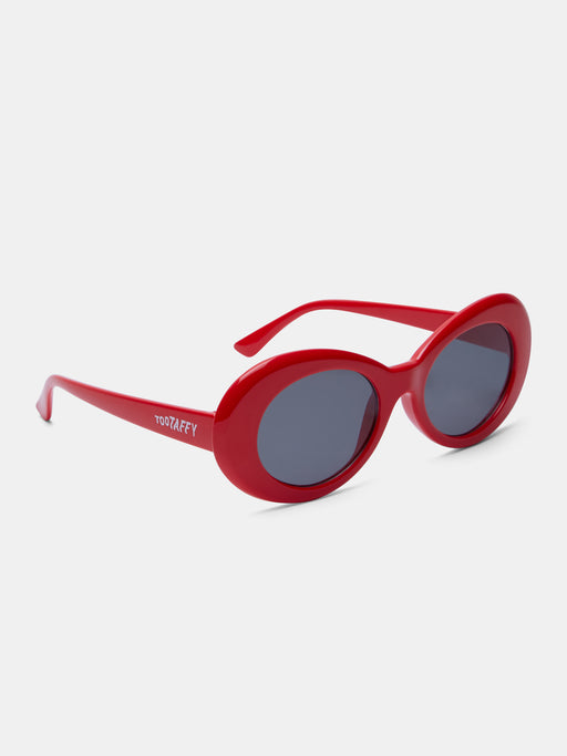 Alien Red Sunglasses