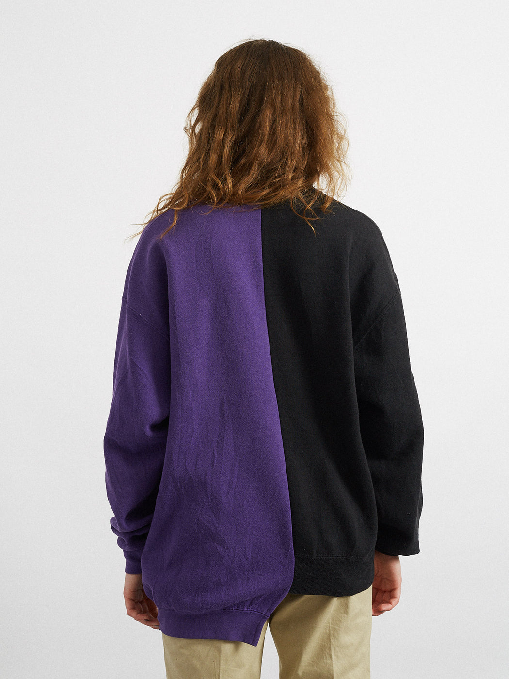 Reassembled Sweatshirt