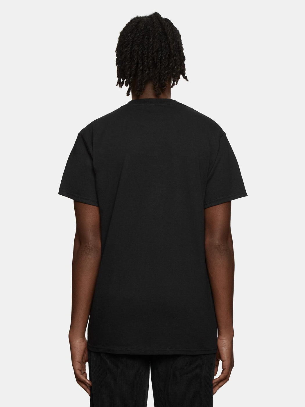 KING OWUSU Nerve Control Black T-shirt