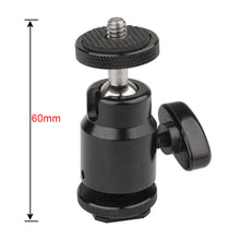 Mini  Ball Head suitable for Cord Slider Mini