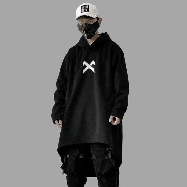 Darkness Trench Coat - DISXENT