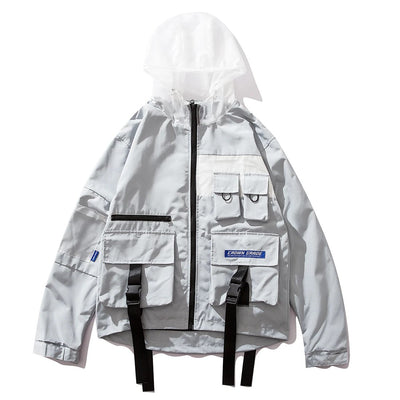 Crown Grade - Windbreaker - DISXENT