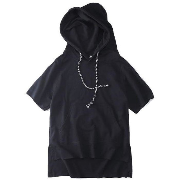 """London"" Hooded T-Shirt - DISXENT STREETWEAR"