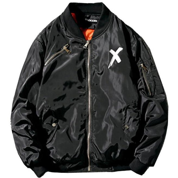 """X"" Bomber Jacket - DISXENT"