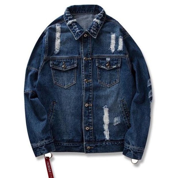 """Sahara"" Denim Jacket - DISXENT"