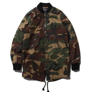 """B22"" Military Winter Jacket - DISXENT"