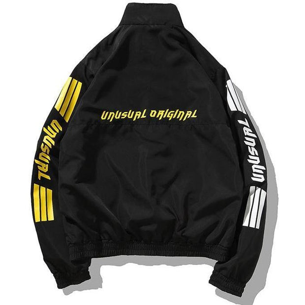 """Unusual Original"" Jacket - DISXENT STREETWEAR"