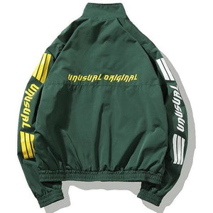 """Unusual Original"" Jacket - DISXENT"