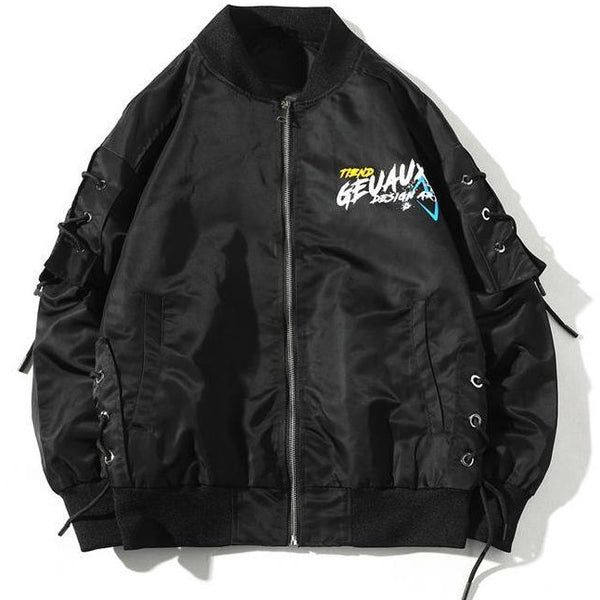 """Personality"" Bomber Jacket - DISXENT"